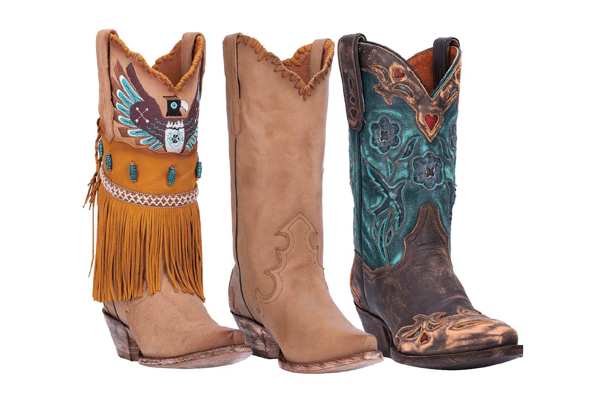 footwear flashback dan post boots cowgirl magazine
