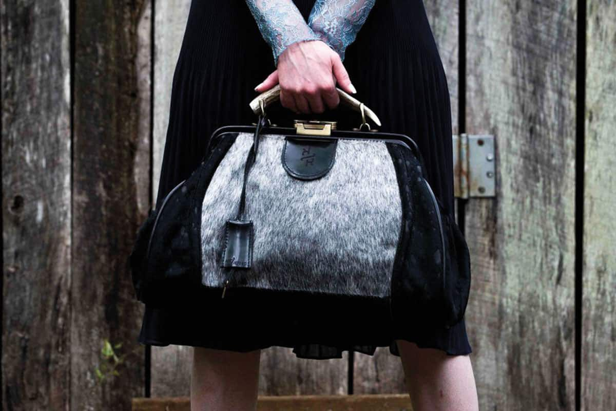 raw refined bags miss kitty doctor bag cowgirl magazine