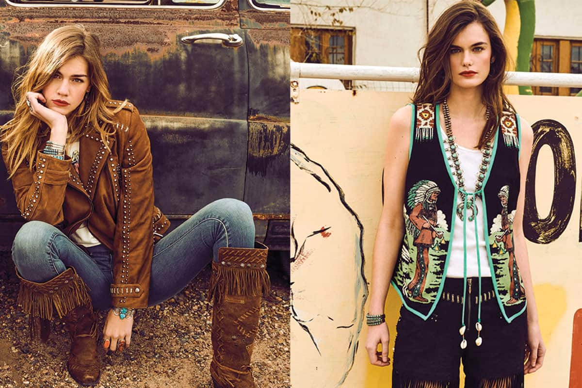 double d ranchwear arizona highway collection cowgirl magazine