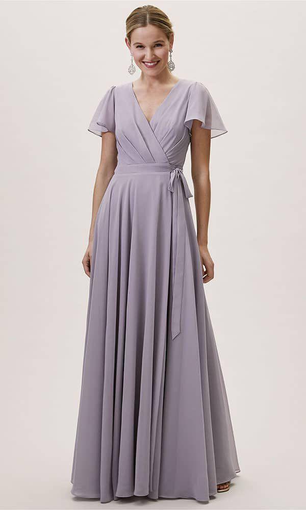 bhldn oralee dress lilac cowgirl magazine