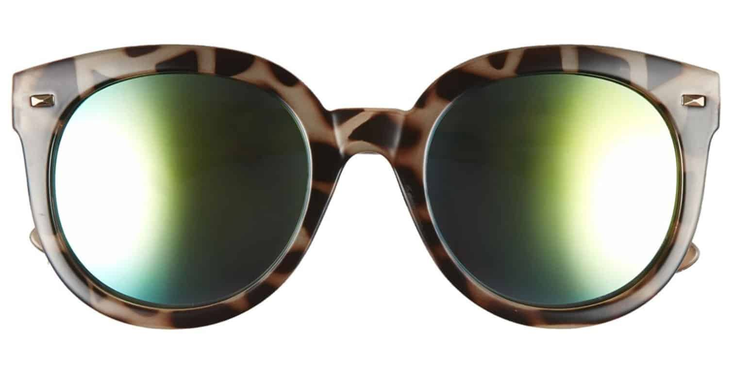 mirrored sunglasses from nordstrom