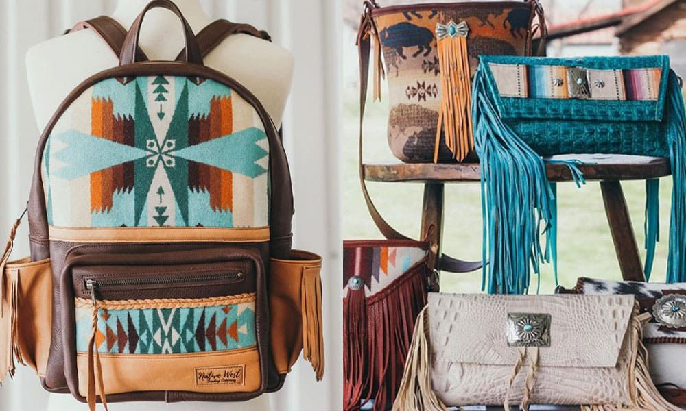 native west trading co native west designs cowgirl magazine