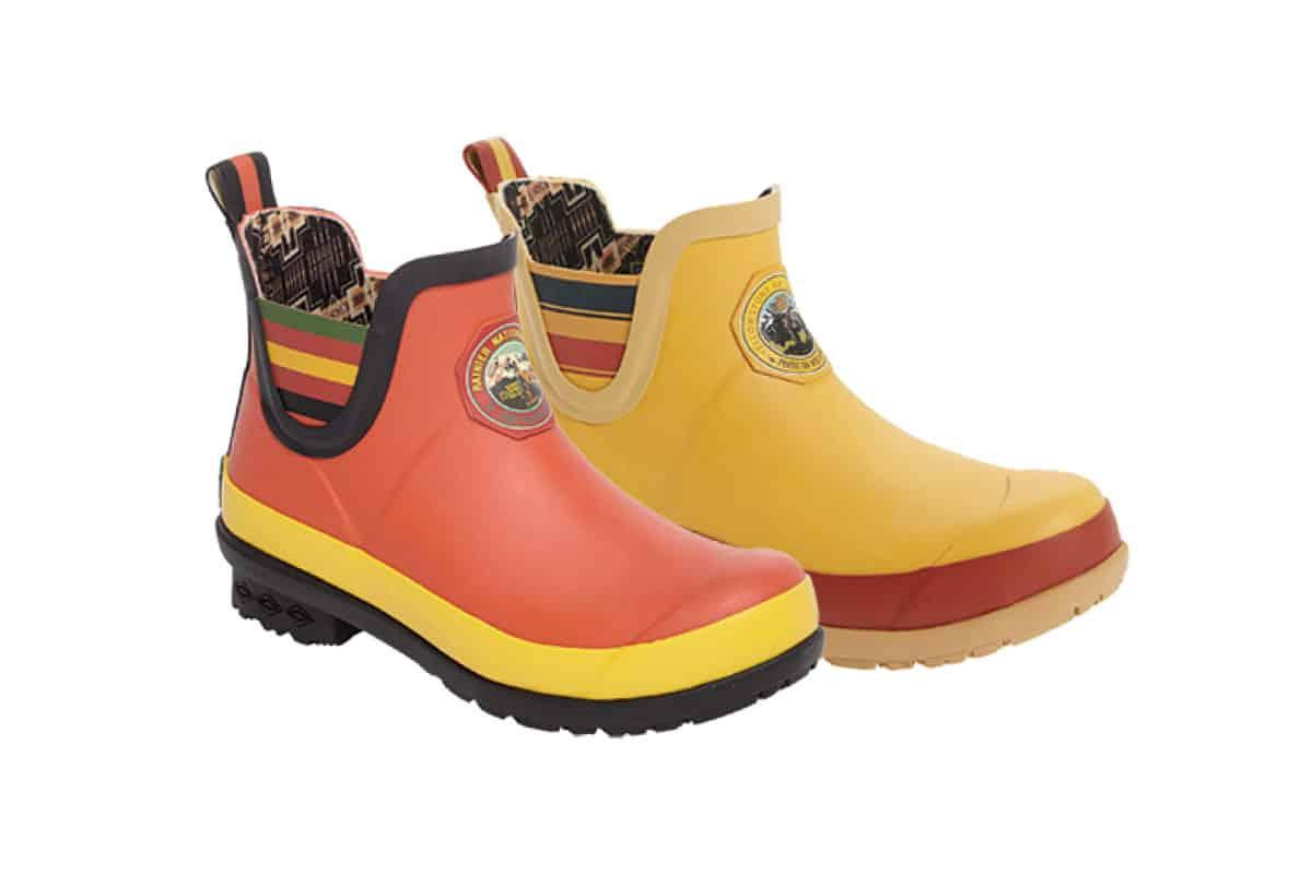 national park chelsea rain boots cowgirl magazine