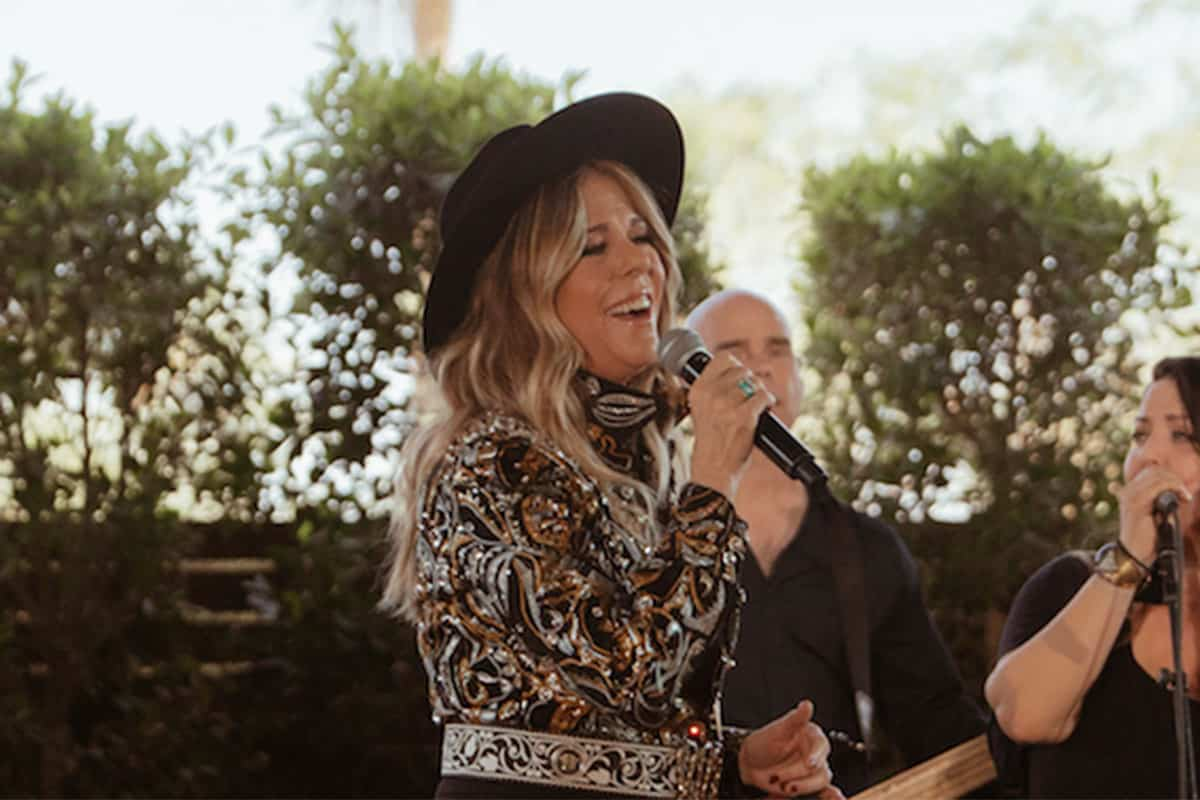 rita wilson at stagecoach 2019 cowgirl magazine