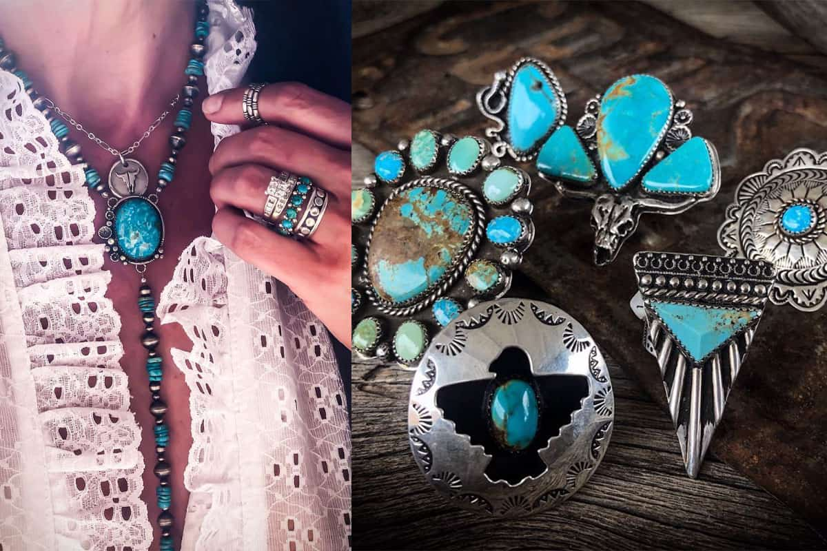 spoiled cowgirlz turquoise jewelry cowgirl magazine