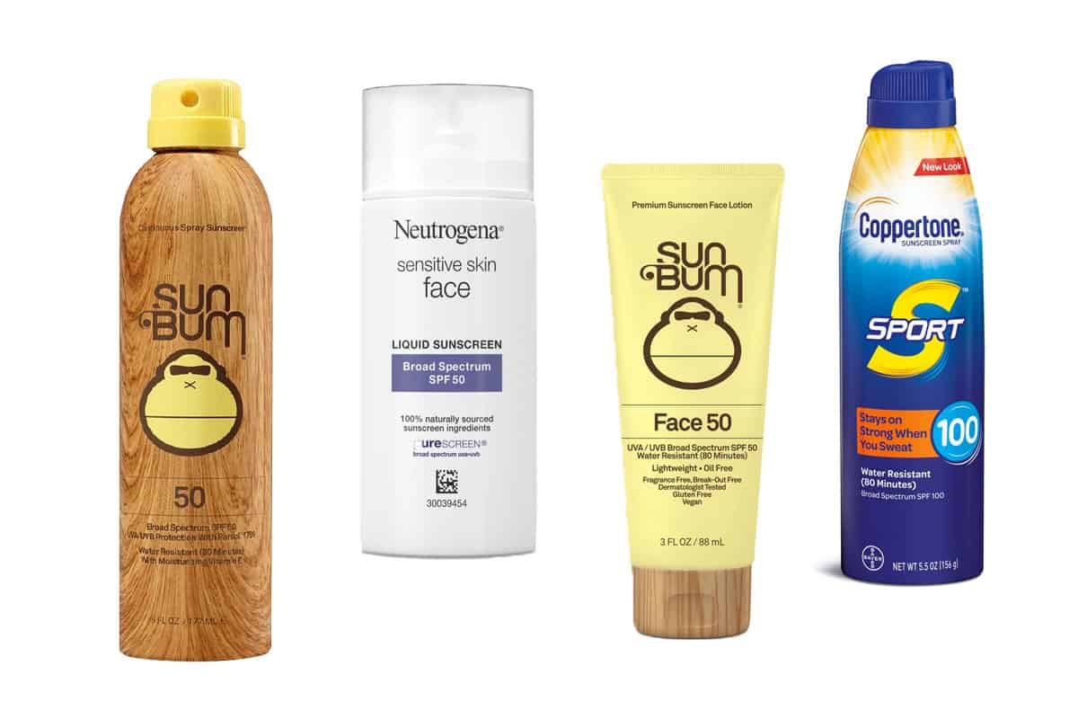 sunscreen from target cowgirl magazine