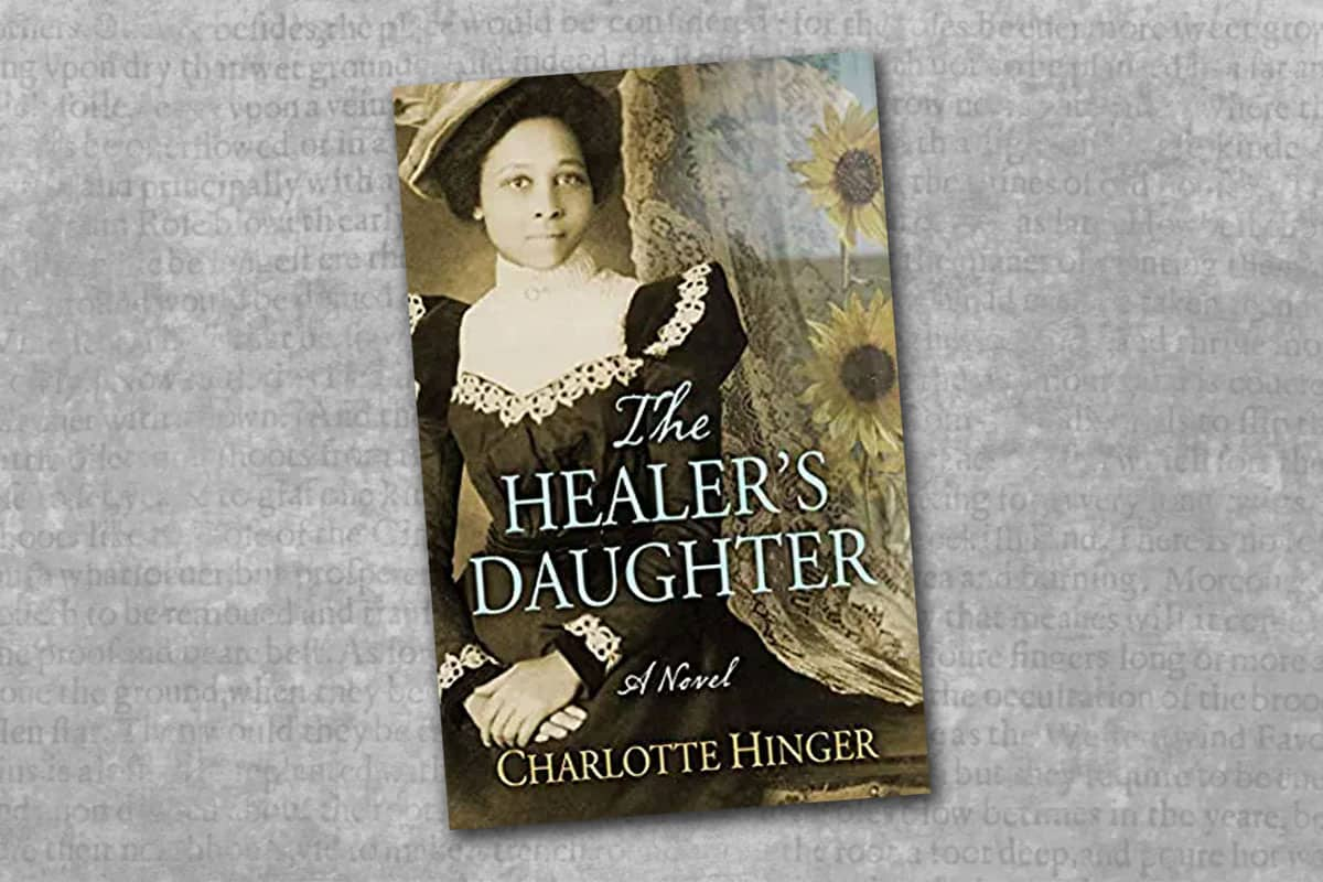 the healers daughter cover charlotte hinger cowgirl magazine