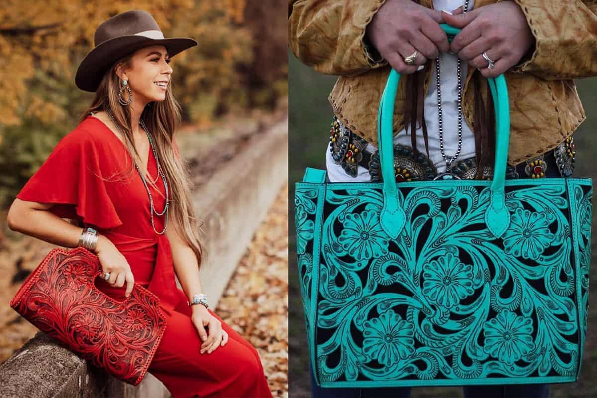 virginia handbags cowgirl magazine
