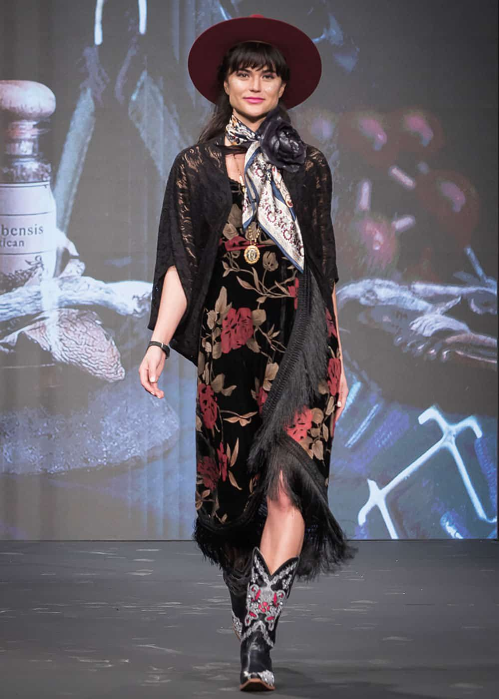 dallas market center western trends fashion show cowgirl magazine