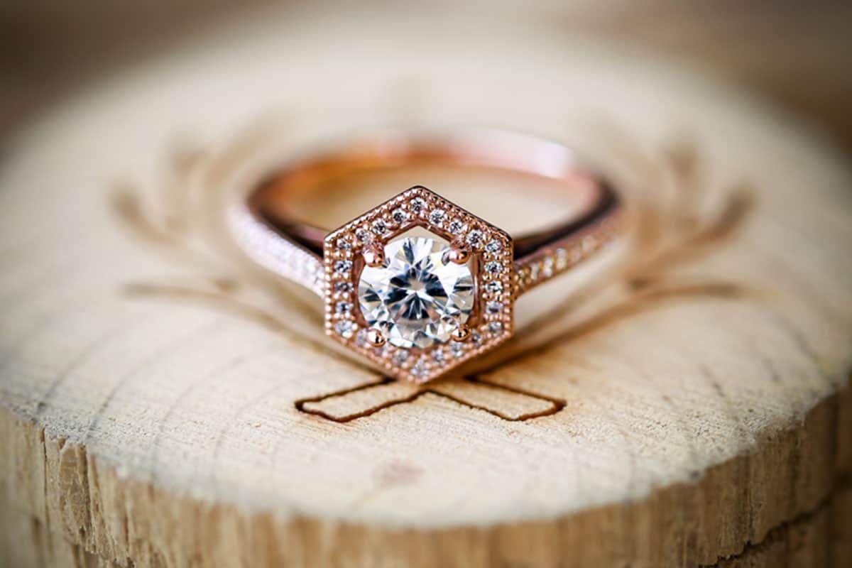 unique engagement rings cowgirl magazine