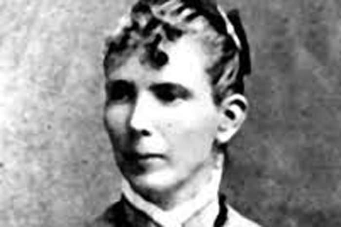 Wild woman of the west miss adams