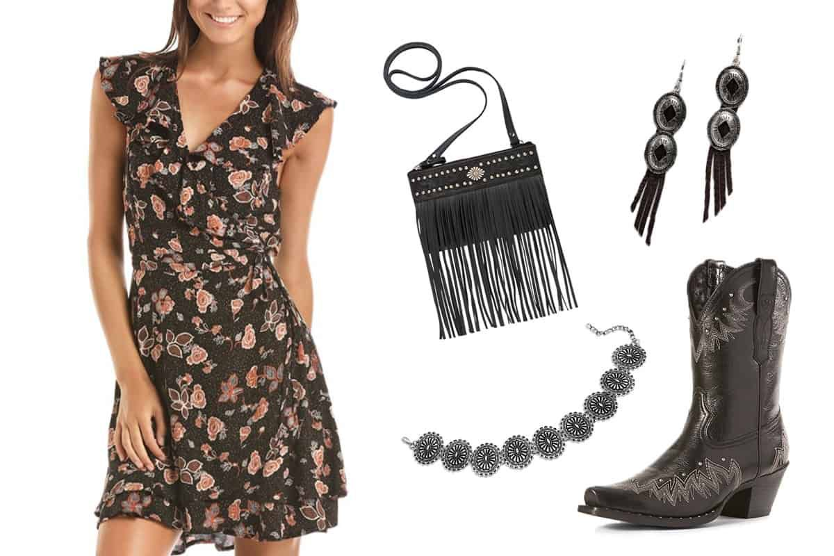 rock and roll cowgirl dress day to night cowgirl magazine
