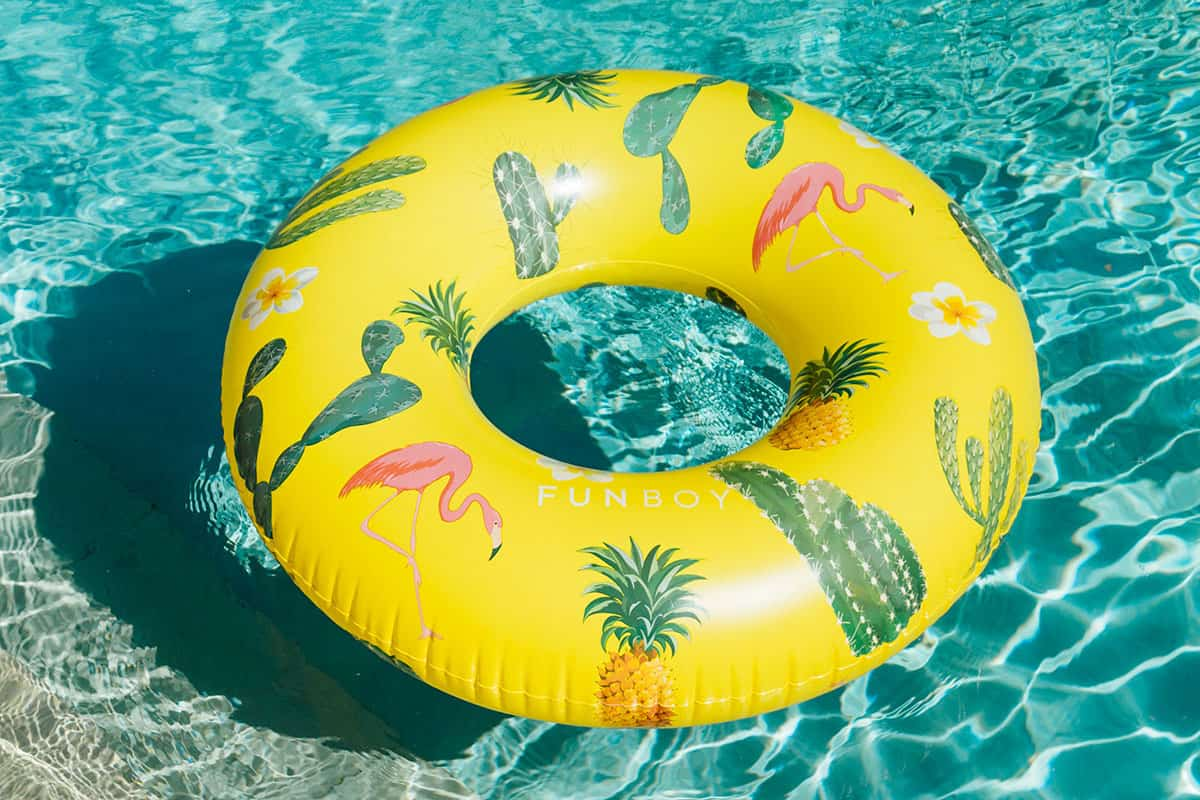 funboy cactus cooler inflatable pool float neiman marcus cowgirl magazine