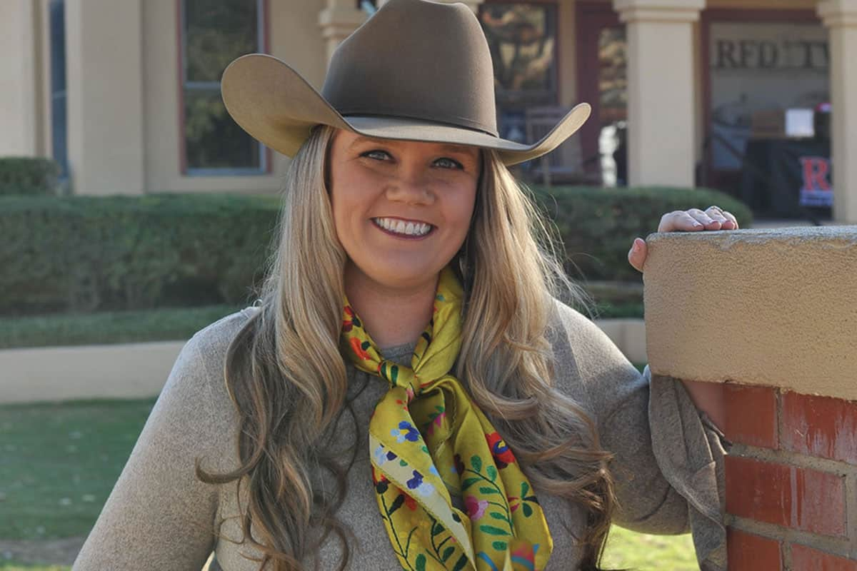 raquel gottsch cowboy channel rfd tv cowgirl magazine