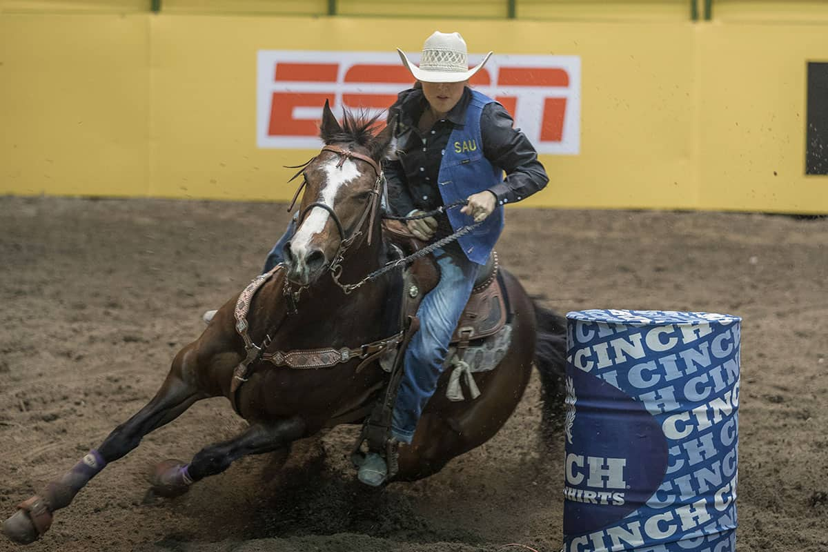 cnfr caspar barrel racing cowgirl magazine