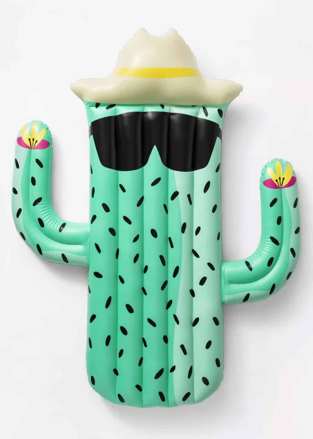 sunsquad cactus pool float target cowgirl magazine