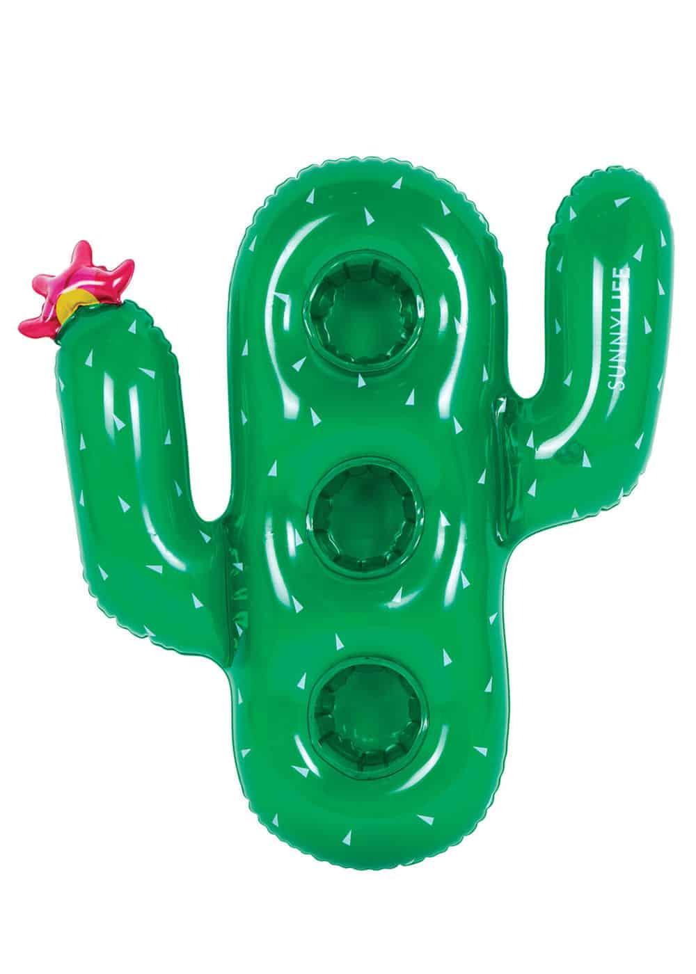sunnylife cactus float drink holder century 21 cowgirl magazine
