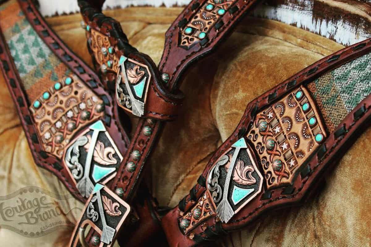 heritage brand tack cowgirl magazine
