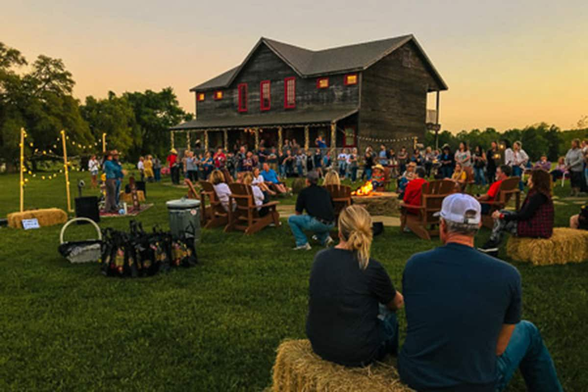 junk gypsy wander inn grand opening party cowgirl magazine