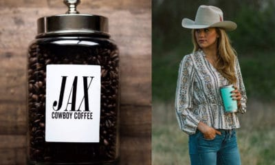 Jax cowboy coffee cowgirl magazine Starbucks