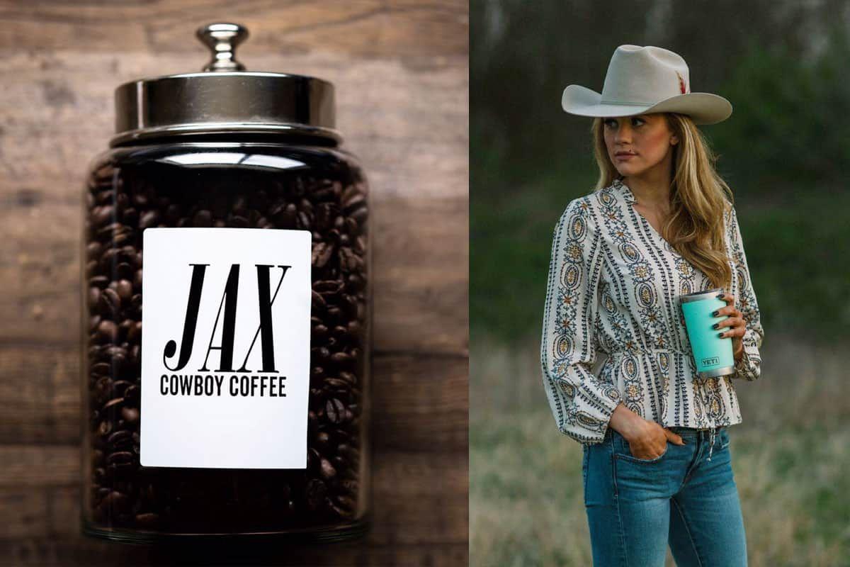 Jax cowboy coffee cowgirl magazine Starbucks