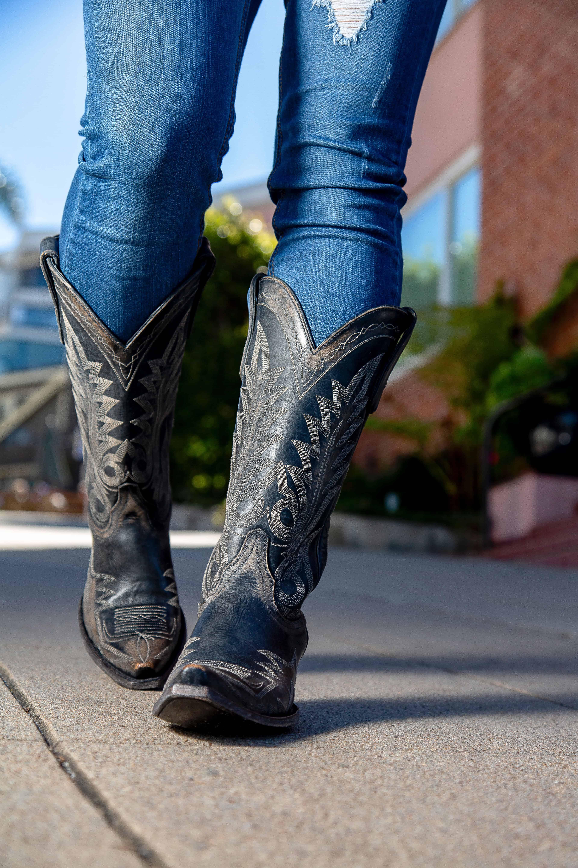 old gringo glamorized boots