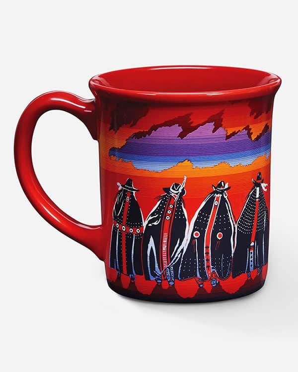 Pendleton coffee mug cowgirl magazine
