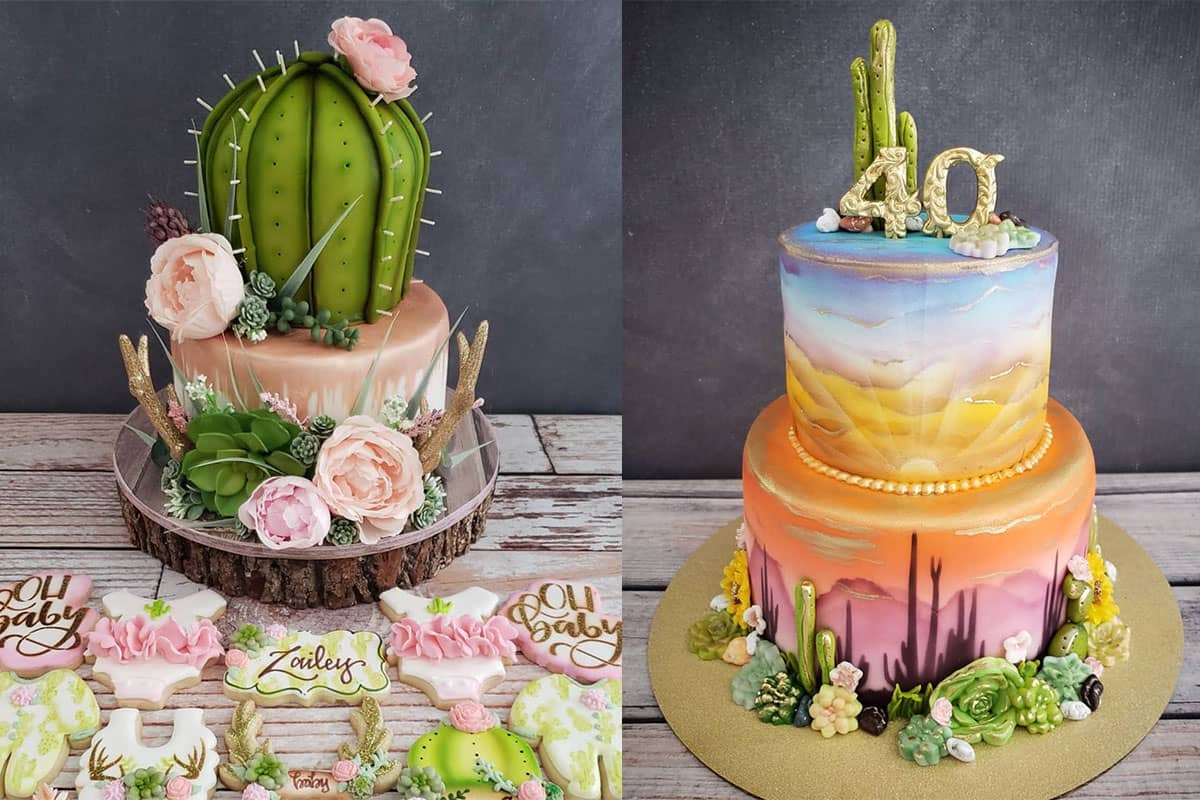 sugar ranch cookies and cake cowgirl magazine