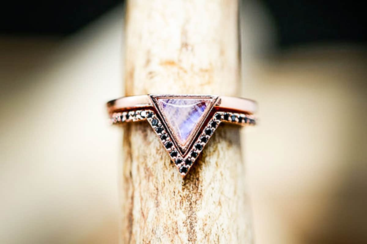 unique engagement rings cowgirl magazine