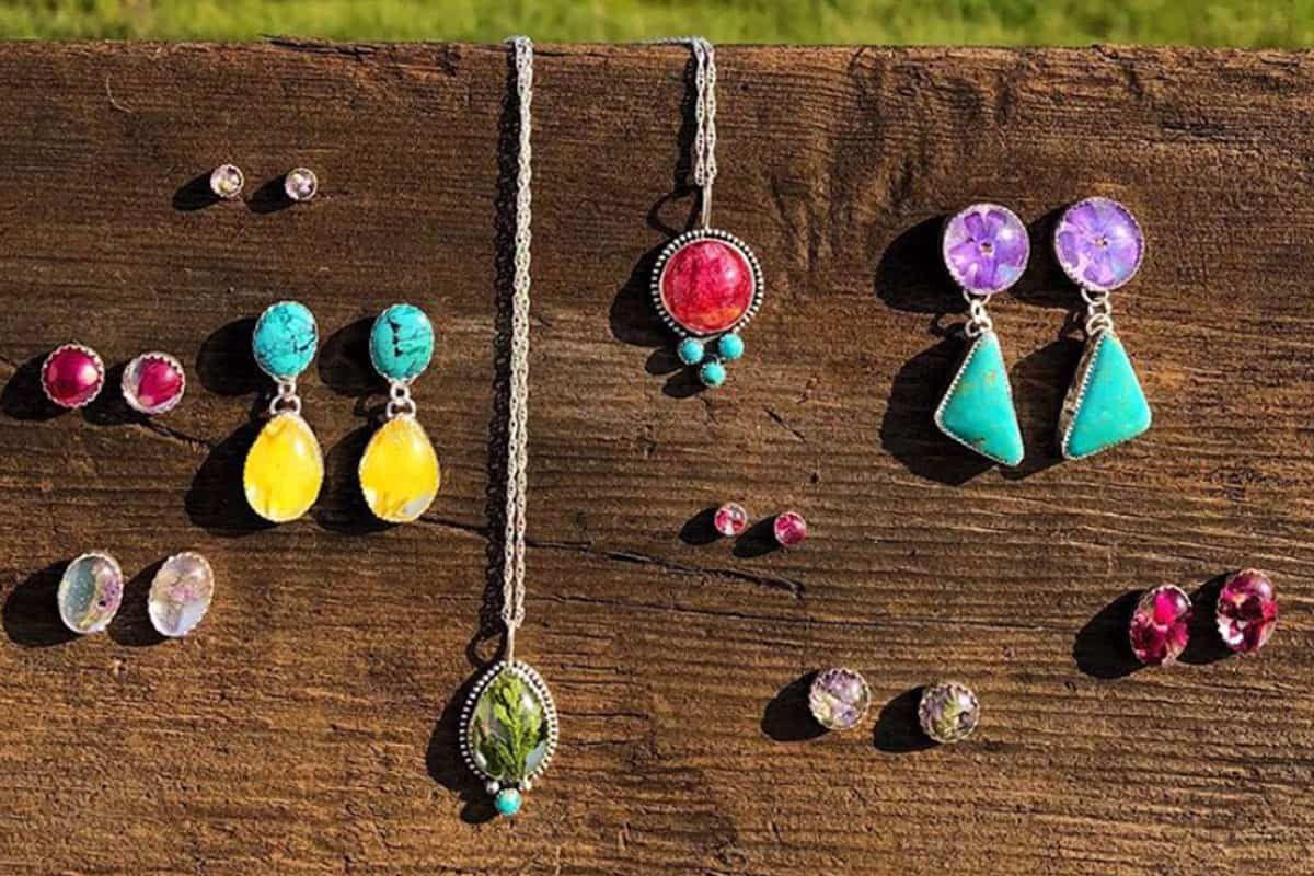 wildflower collection prairie sky jewelry co cowgirl magazine