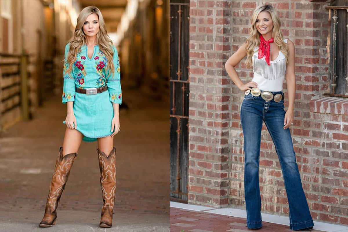 wonderwest style boot barn fashion posse cowgirl magazine