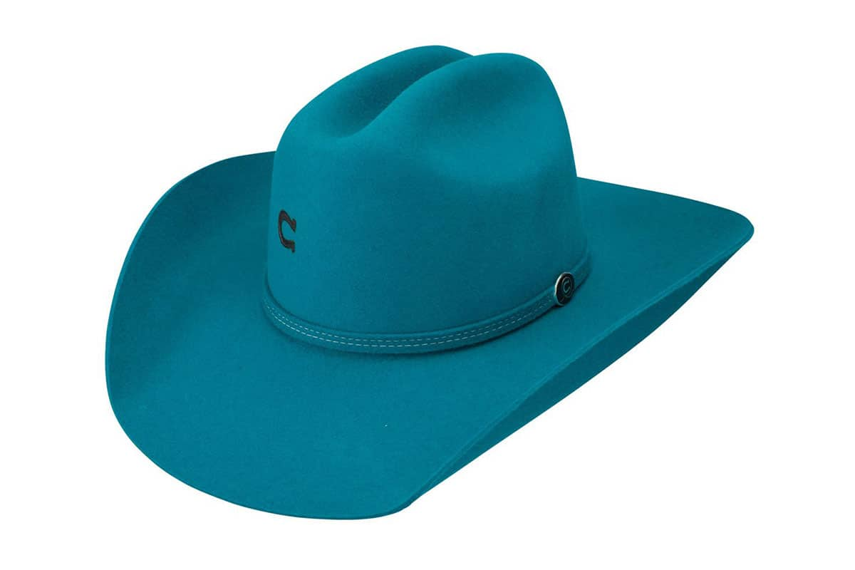 charlie 1 horse dime store cowgirl hat cowgirl magazine