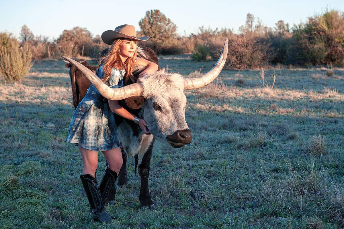 nicole zuekle cowgirl magazine