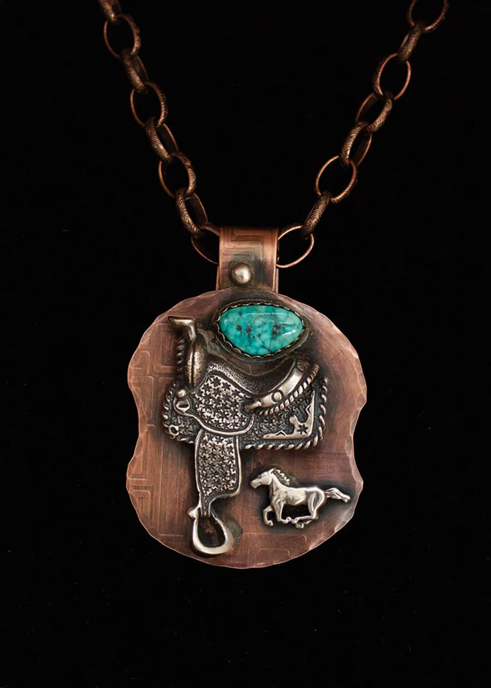 high desert creations pendant cowgirl magazine