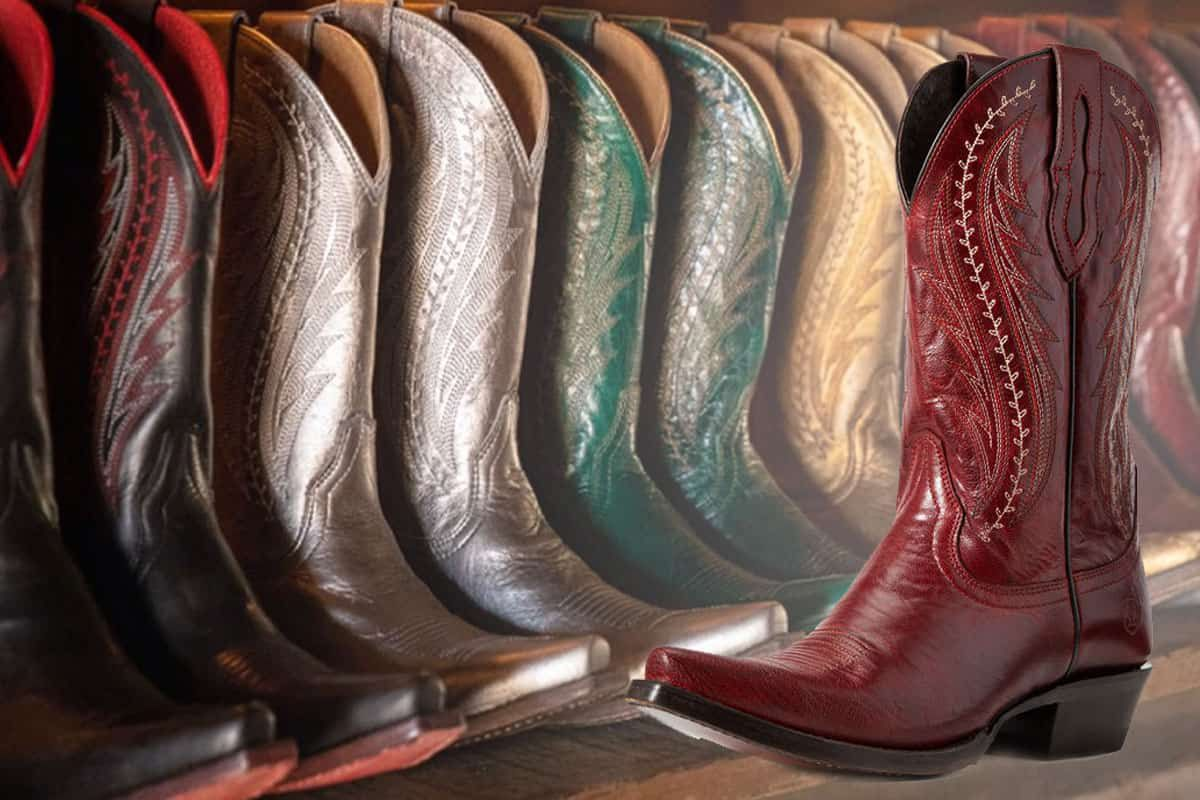 Ariat tailgate cowboy boot cowgirl magazine