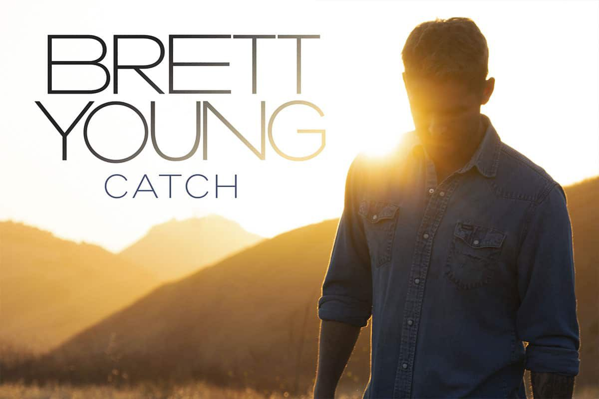 brett young catch single music video cowgirl magazine