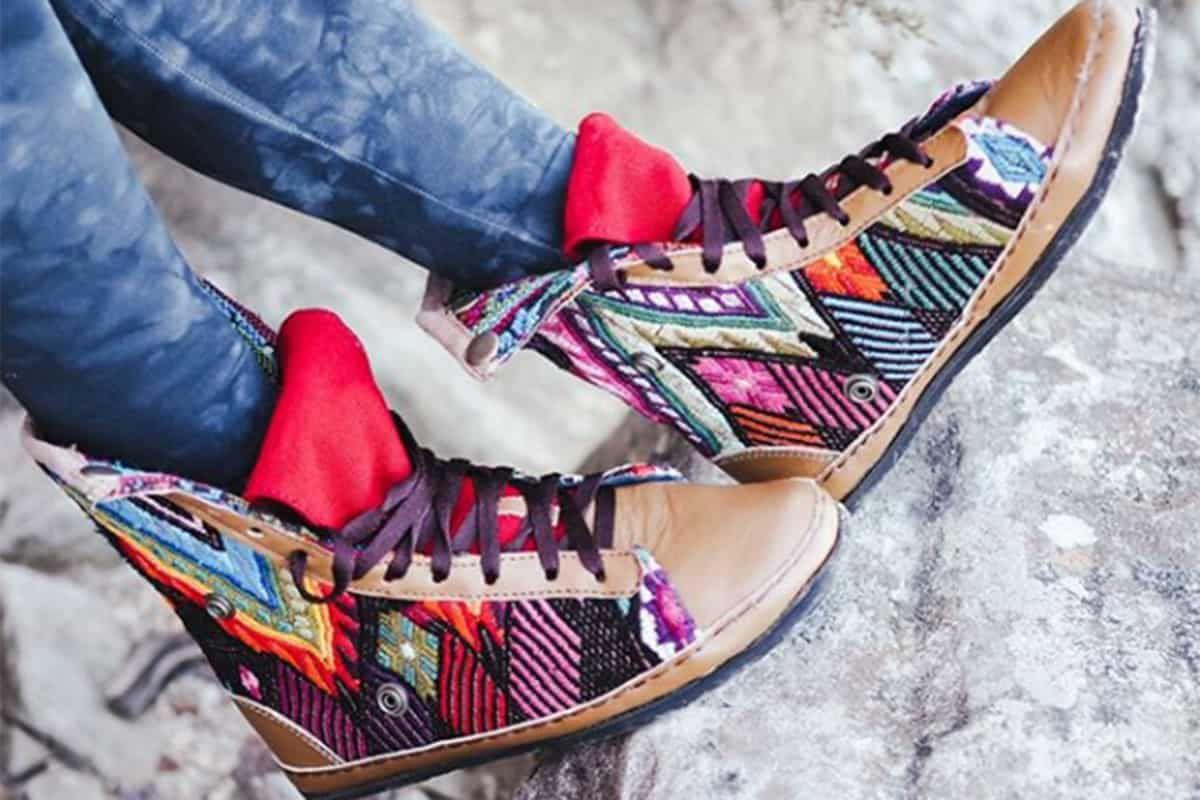 ethnic spirit shoes cowgirl magazine