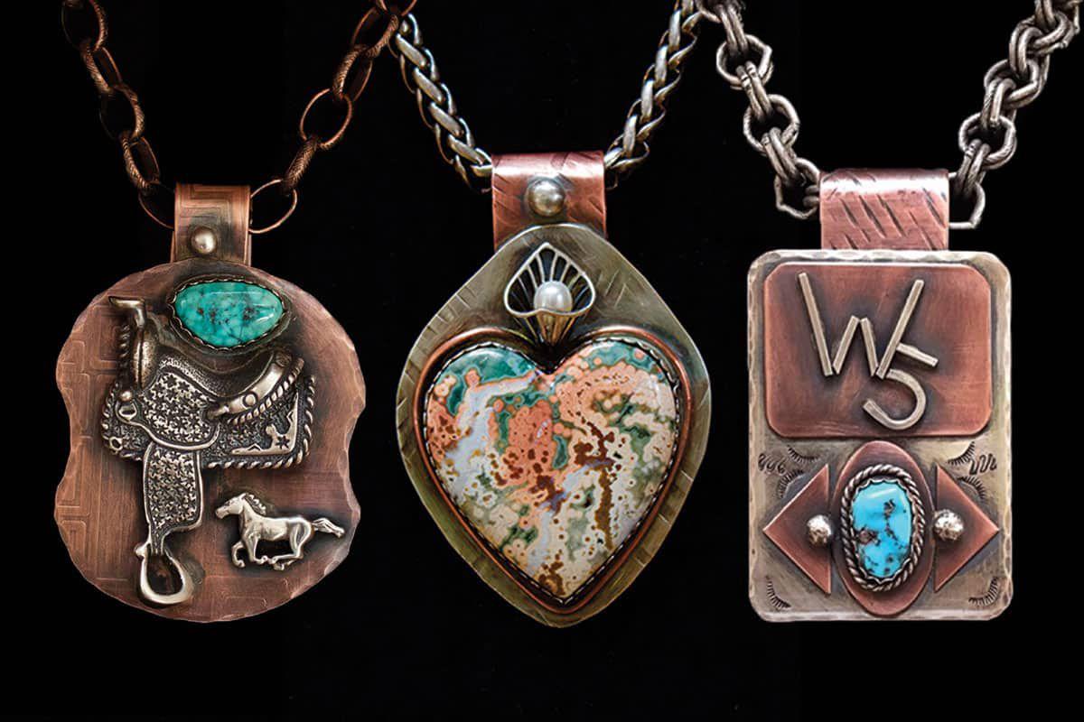 high desert creations pendants cowgirl magazine
