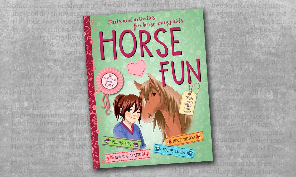 horse fun book cover cowgirl magazine