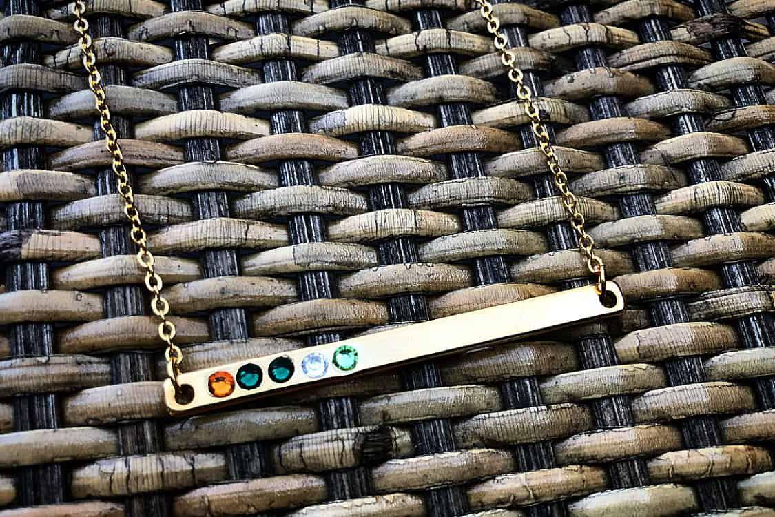 jessa joy jewelry personalized necklace