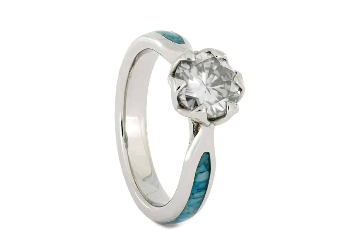 turquoise engagement rings cowgirl magazine