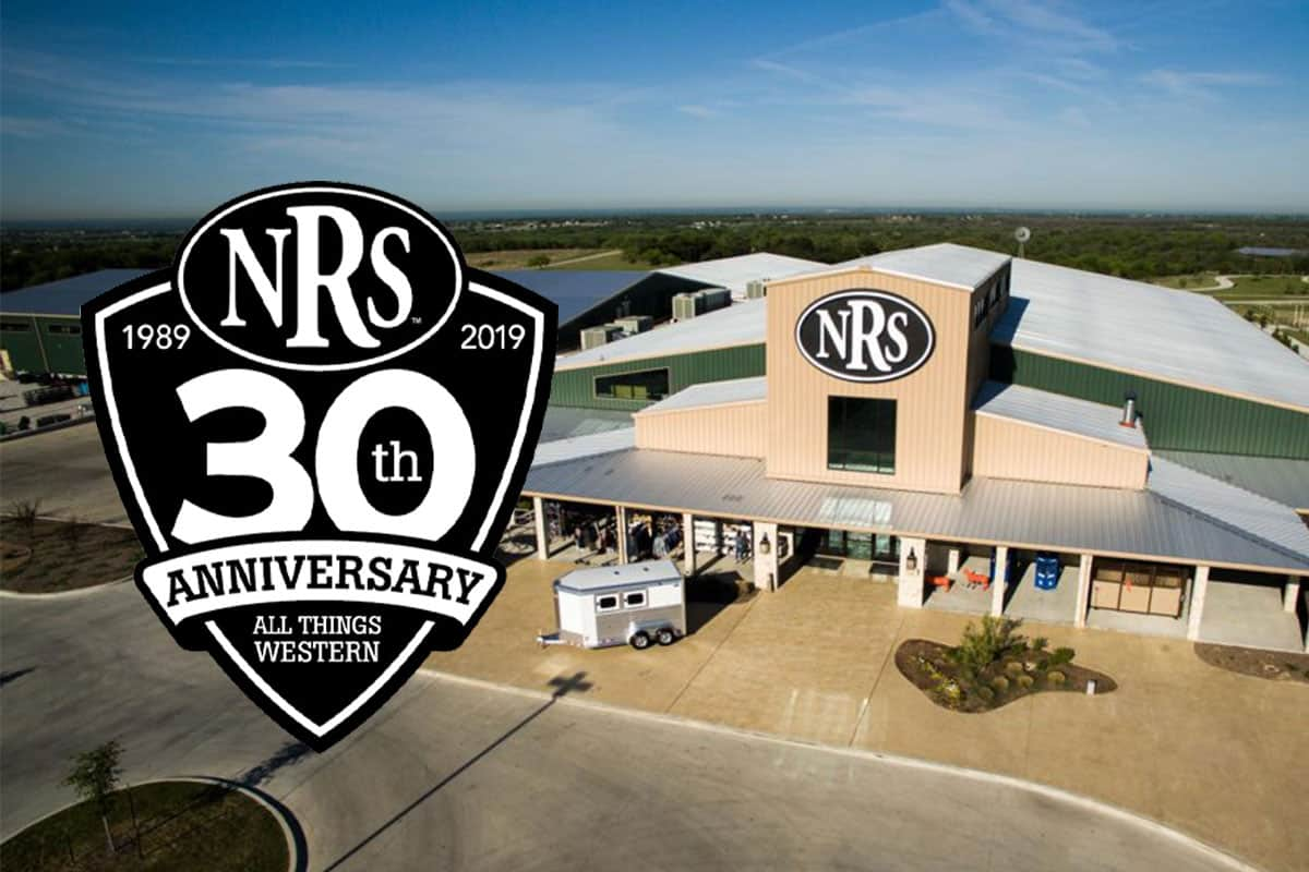 nrs world 30th anniversary cowgirl magazine