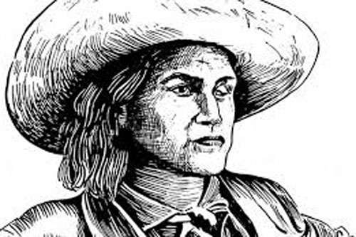 Wild Women of the West: Charley Hatfield
