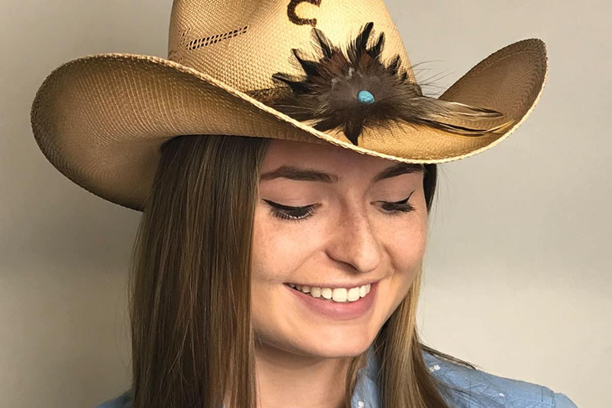 cowgirl cat eye makeup cowgirl magazine