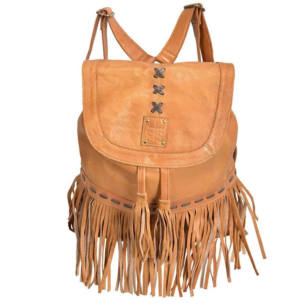 cowgirl western backpack