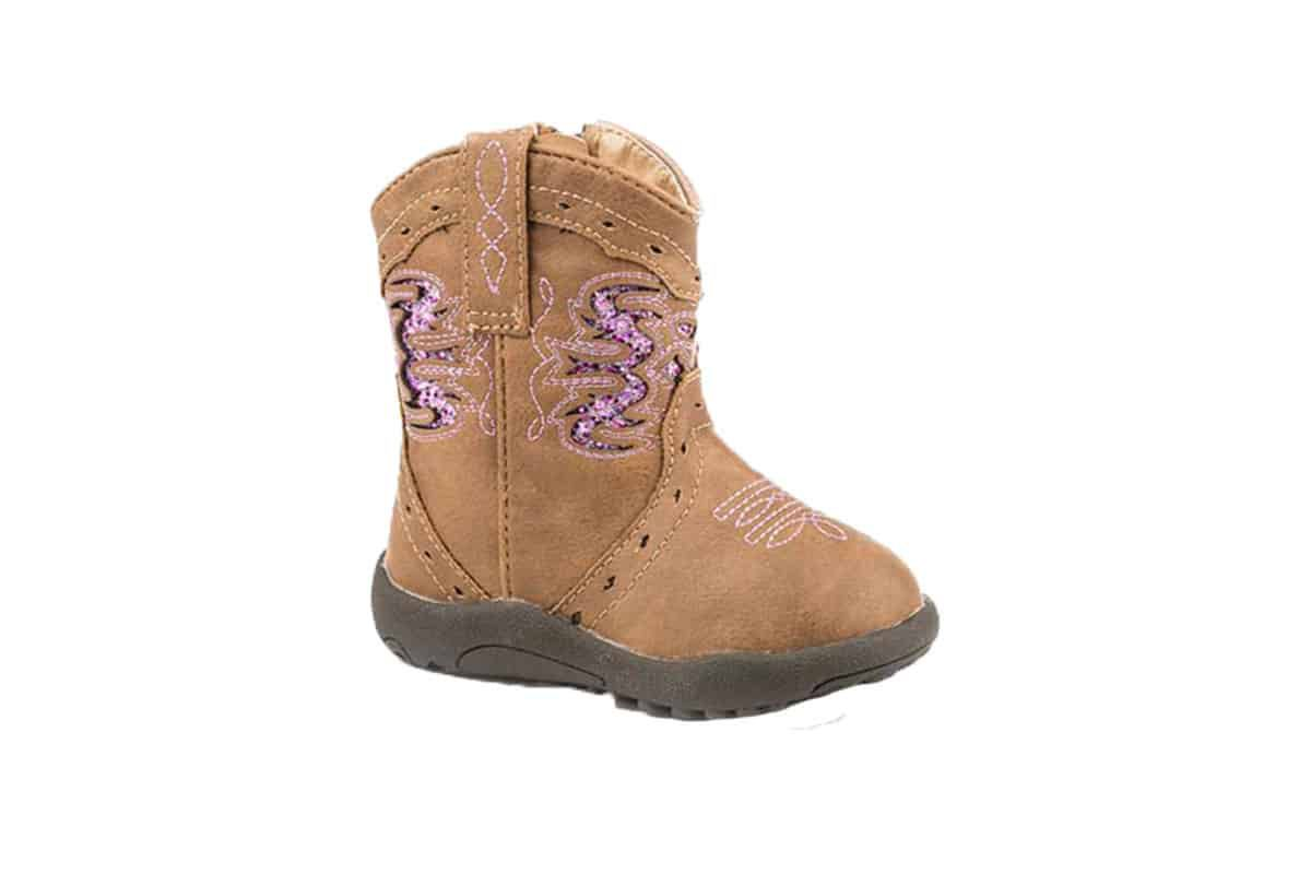 infant boots and moccasins cowgirl magazine