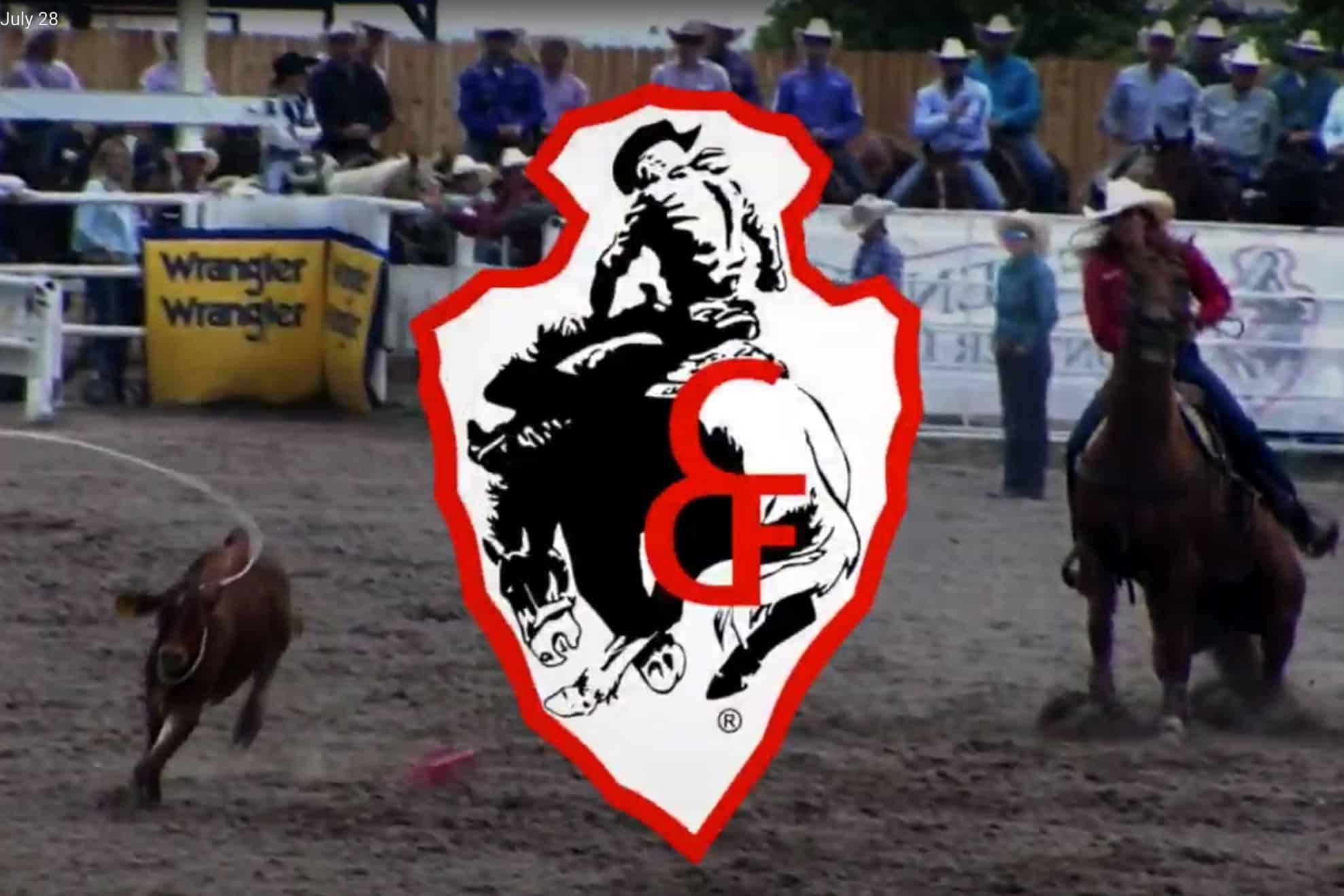 cheyenne frontier days breakaway roping results cowgirl magazine