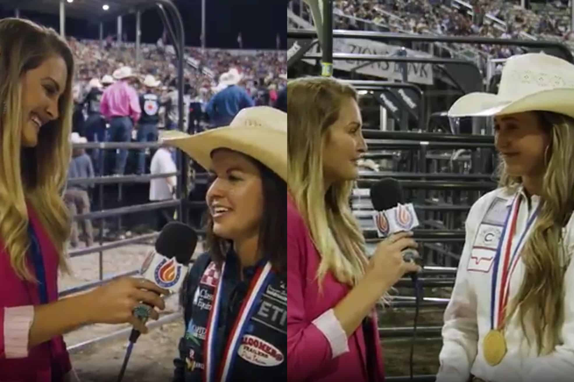 days of 47 rodeo hailey kinsel jordi edens cowgirl magazine