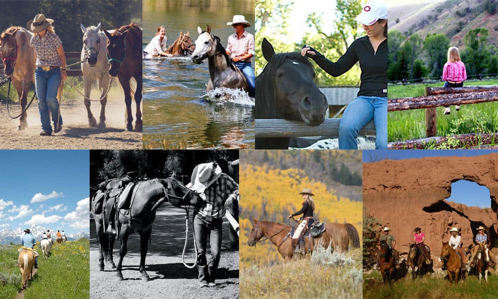 Dude ranchers association dream ranch vacation destinations