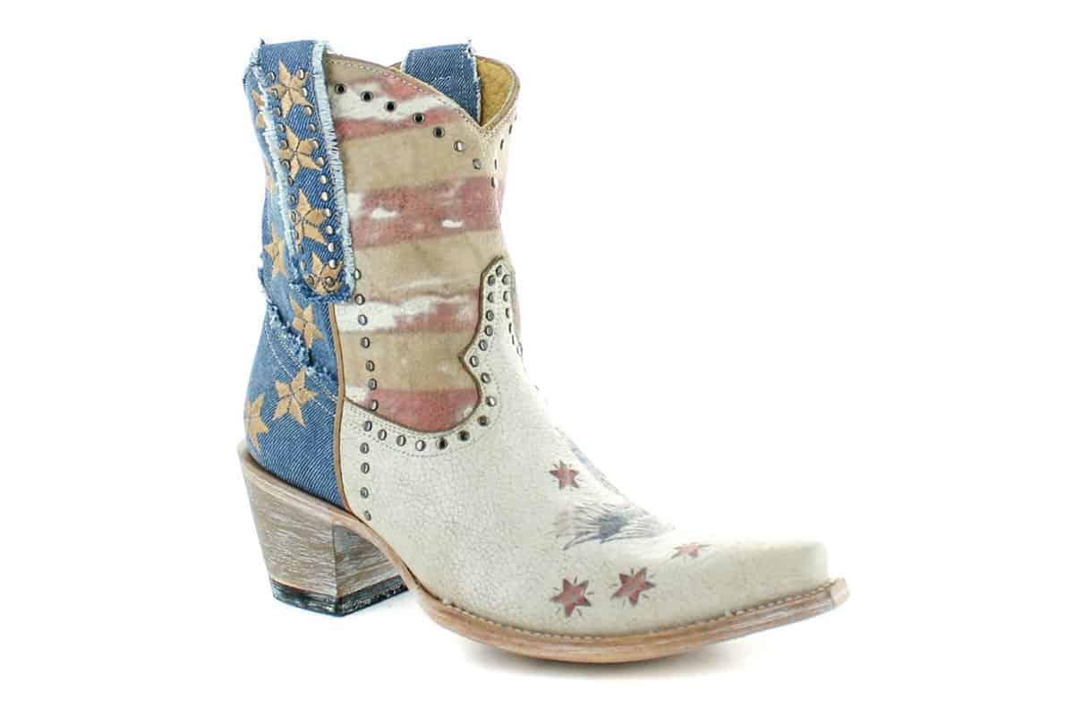 old gringo jorie short boot cowgirl magazine